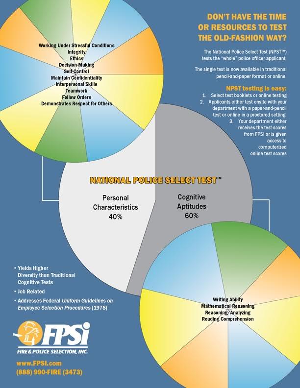 NPST Informaton
