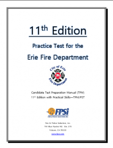 Firefighter TPM: 11th Edition Study Guide
